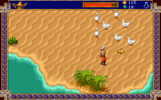 Al-Qadim The Genie's Curse PC DOS 33