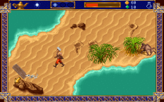 Al-Qadim The Genie's Curse PC DOS 43