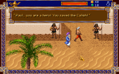 Al-Qadim The Genie's Curse PC DOS 50