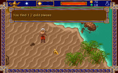 Al-Qadim The Genie's Curse PC DOS 54