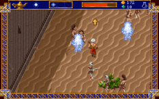 Al-Qadim The Genie's Curse PC DOS 61
