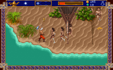 Al-Qadim The Genie's Curse PC DOS 68