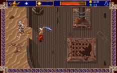 Al-Qadim The Genie's Curse PC DOS 71