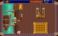 Al-Qadim The Genie's Curse PC DOS 80