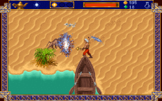 Al-Qadim The Genie's Curse PC DOS 87