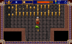 Al-Qadim The Genie's Curse PC DOS 95