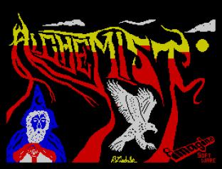 Alchemist ZX Spectrum 01