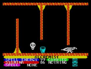 Alchemist ZX Spectrum 09