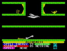Alchemist ZX Spectrum 10