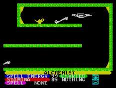 Alchemist ZX Spectrum 11