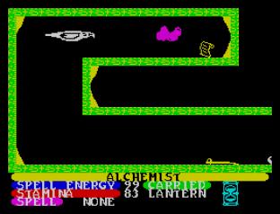 Alchemist ZX Spectrum 12