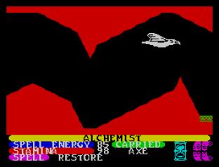 Alchemist ZX Spectrum 31