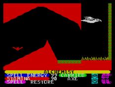 Alchemist ZX Spectrum 32