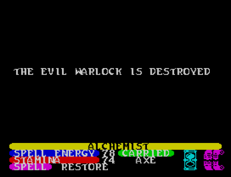 Alchemist ZX Spectrum 37
