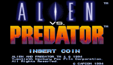 Aliens vs Predator Arcade 06