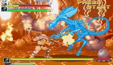 Aliens vs Predator Arcade 86