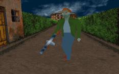 Alone in the Dark 2 PC DOS 05