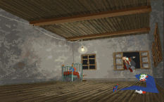 Alone in the Dark 2 PC DOS 07