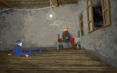 Alone in the Dark 2 PC DOS 09