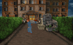 Alone in the Dark 2 PC DOS 22
