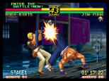 Art of Fighting 3 Neo Geo 05