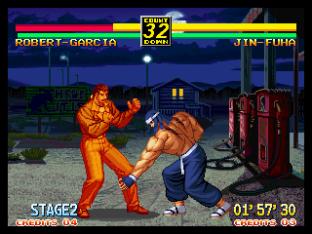 Art of Fighting 3 Neo Geo 09