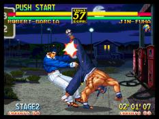Art of Fighting 3 Neo Geo 10