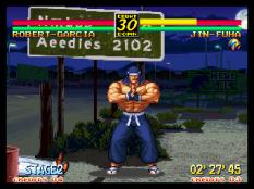 Art of Fighting 3 Neo Geo 11