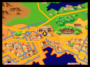 Art of Fighting 3 Neo Geo 12