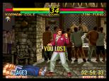 Art of Fighting 3 Neo Geo 16