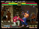 Art of Fighting 3 Neo Geo 17