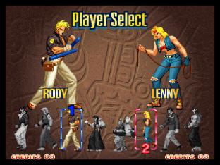 Art of Fighting 3 Neo Geo 20