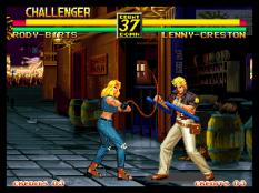 Art of Fighting 3 Neo Geo 22