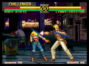 Art of Fighting 3 Neo Geo 23