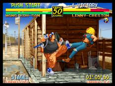 Art of Fighting 3 Neo Geo 32