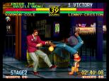 Art of Fighting 3 Neo Geo 39