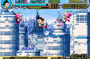 Astro Boy Omega Factor GBA 09
