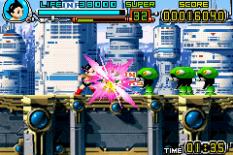 Astro Boy Omega Factor GBA 10