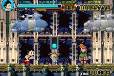 Astro Boy Omega Factor GBA 11