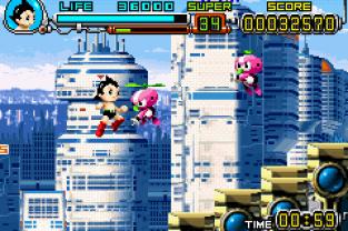 Astro Boy Omega Factor GBA 12
