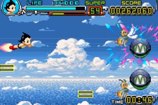 Astro Boy Omega Factor GBA 31