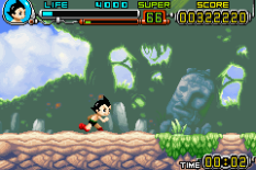Astro Boy Omega Factor GBA 43