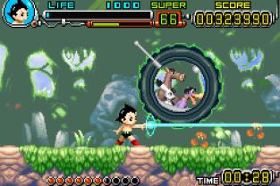 Astro Boy Omega Factor GBA 45