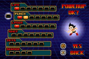 Astro Boy Omega Factor GBA 56