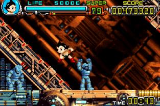 Astro Boy Omega Factor GBA 64