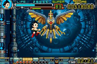 Astro Boy Omega Factor GBA 75