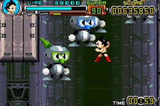 Astro Boy Omega Factor GBA 86