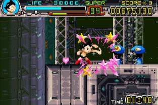 Astro Boy Omega Factor GBA 89