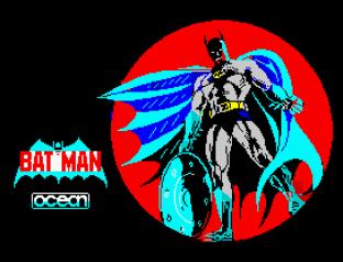 Batman ZX Spectrum 001