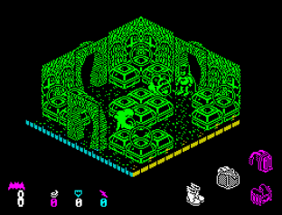 Batman ZX Spectrum 012
